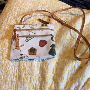 Dooney & Bourke Oakland A's  purse